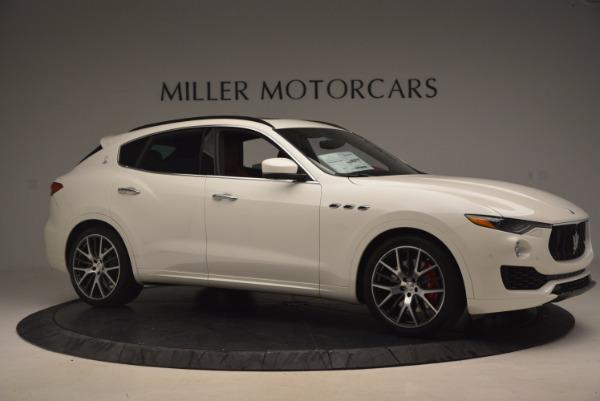 New 2017 Maserati Levante S for sale Sold at Aston Martin of Greenwich in Greenwich CT 06830 10