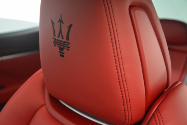 New 2017 Maserati Levante S for sale Sold at Aston Martin of Greenwich in Greenwich CT 06830 19