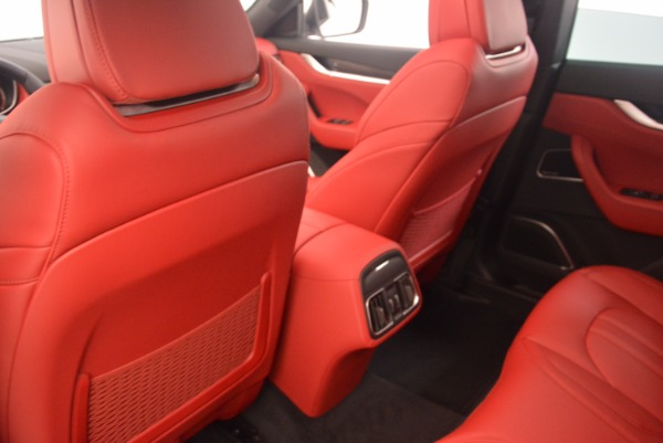 New 2017 Maserati Levante S for sale Sold at Aston Martin of Greenwich in Greenwich CT 06830 21