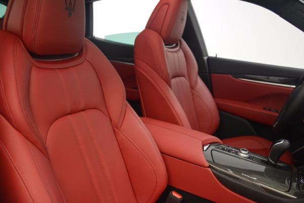 New 2017 Maserati Levante S for sale Sold at Aston Martin of Greenwich in Greenwich CT 06830 26