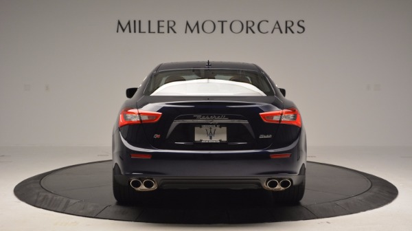 New 2017 Maserati Ghibli S Q4 for sale Sold at Aston Martin of Greenwich in Greenwich CT 06830 6
