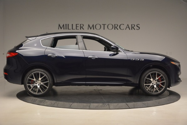 New 2017 Maserati Levante S Q4 for sale Sold at Aston Martin of Greenwich in Greenwich CT 06830 9