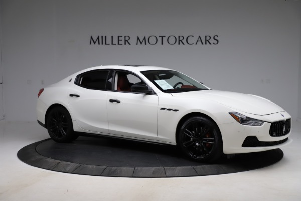Used 2017 Maserati Ghibli S Q4 for sale Sold at Aston Martin of Greenwich in Greenwich CT 06830 10