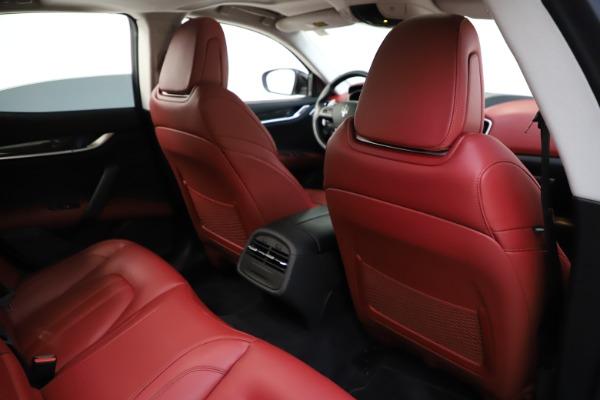 Used 2017 Maserati Ghibli S Q4 for sale $42,900 at Aston Martin of Greenwich in Greenwich CT 06830 26