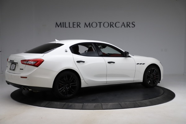 Used 2017 Maserati Ghibli S Q4 for sale Sold at Aston Martin of Greenwich in Greenwich CT 06830 8