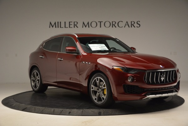 New 2017 Maserati Levante for sale Sold at Aston Martin of Greenwich in Greenwich CT 06830 12