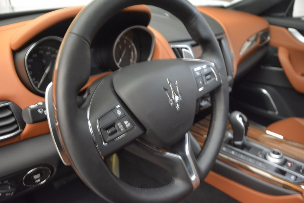 New 2017 Maserati Levante for sale Sold at Aston Martin of Greenwich in Greenwich CT 06830 15