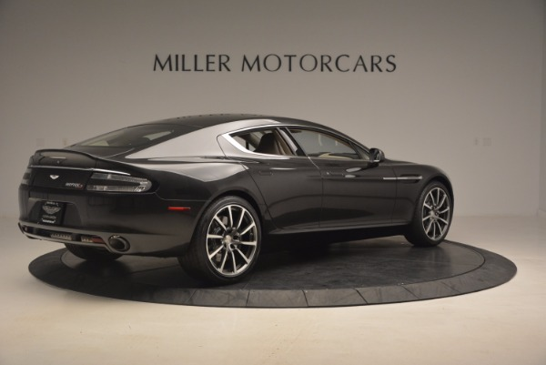 New 2017 Aston Martin Rapide S for sale Sold at Aston Martin of Greenwich in Greenwich CT 06830 8