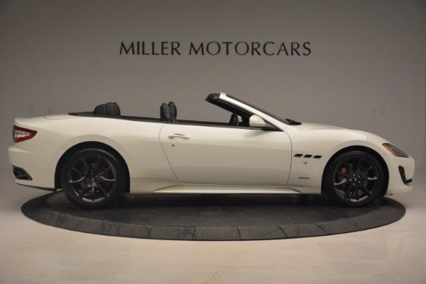 Used 2014 Maserati GranTurismo Sport for sale Sold at Aston Martin of Greenwich in Greenwich CT 06830 17