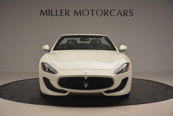 Used 2014 Maserati GranTurismo Sport for sale Sold at Aston Martin of Greenwich in Greenwich CT 06830 23