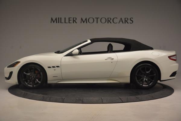 Used 2014 Maserati GranTurismo Sport for sale Sold at Aston Martin of Greenwich in Greenwich CT 06830 28