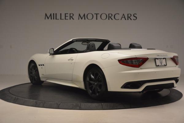 Used 2014 Maserati GranTurismo Sport for sale Sold at Aston Martin of Greenwich in Greenwich CT 06830 9