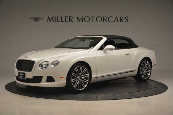 Used 2014 Bentley Continental GT Speed for sale Sold at Aston Martin of Greenwich in Greenwich CT 06830 14