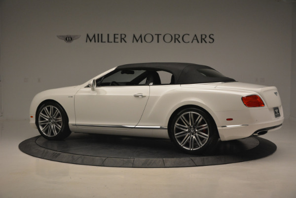 Used 2014 Bentley Continental GT Speed for sale Sold at Aston Martin of Greenwich in Greenwich CT 06830 16