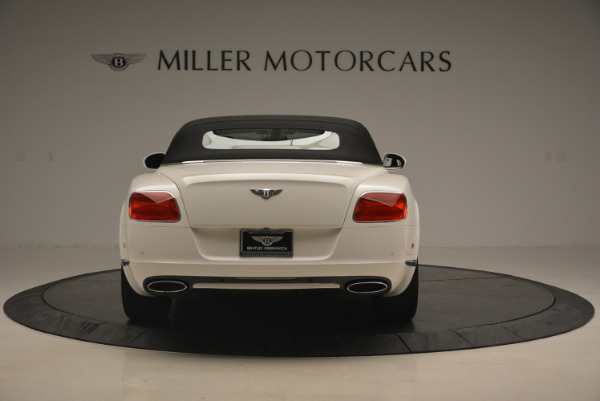 Used 2014 Bentley Continental GT Speed for sale Sold at Aston Martin of Greenwich in Greenwich CT 06830 18