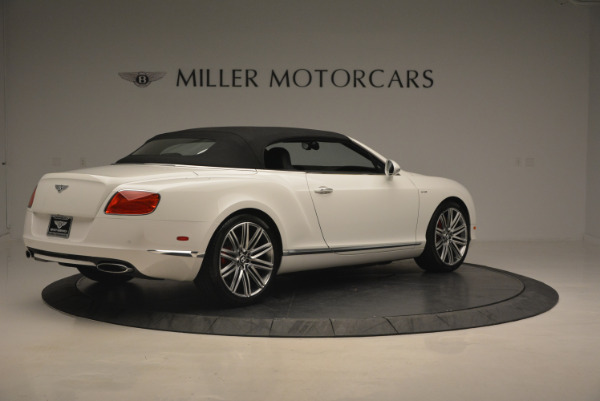 Used 2014 Bentley Continental GT Speed for sale Sold at Aston Martin of Greenwich in Greenwich CT 06830 20