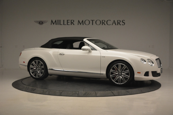 Used 2014 Bentley Continental GT Speed for sale Sold at Aston Martin of Greenwich in Greenwich CT 06830 22