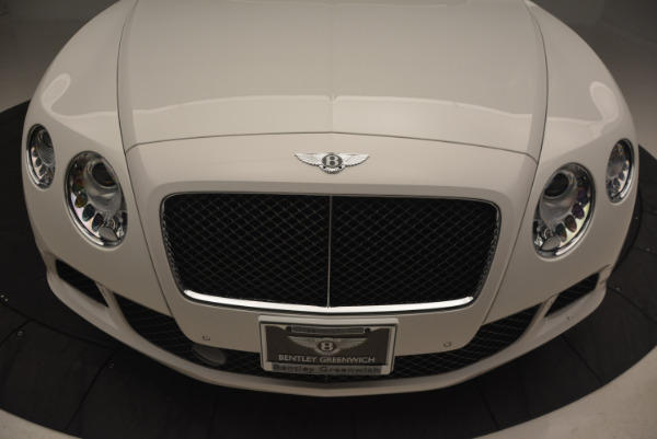Used 2014 Bentley Continental GT Speed for sale Sold at Aston Martin of Greenwich in Greenwich CT 06830 25