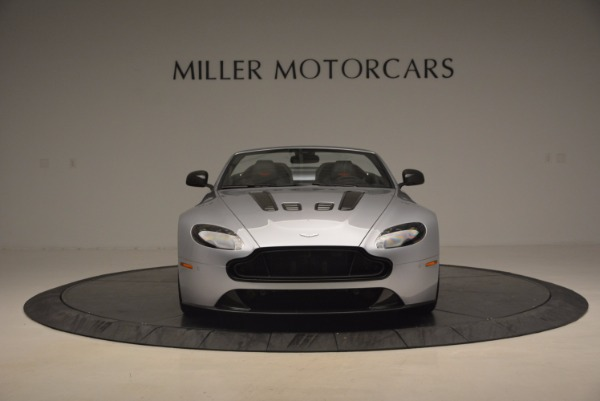Used 2015 Aston Martin V12 Vantage S Roadster for sale Sold at Aston Martin of Greenwich in Greenwich CT 06830 12