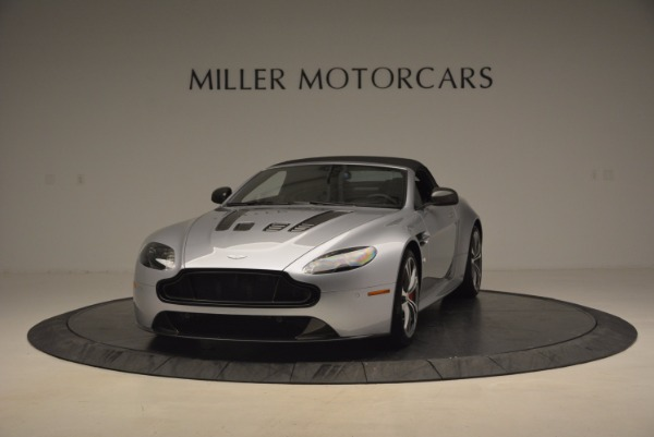 Used 2015 Aston Martin V12 Vantage S Roadster for sale Sold at Aston Martin of Greenwich in Greenwich CT 06830 13