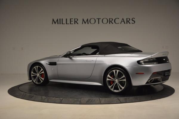 Used 2015 Aston Martin V12 Vantage S Roadster for sale Sold at Aston Martin of Greenwich in Greenwich CT 06830 16