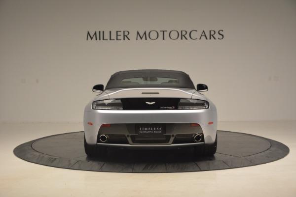 Used 2015 Aston Martin V12 Vantage S Roadster for sale Sold at Aston Martin of Greenwich in Greenwich CT 06830 18