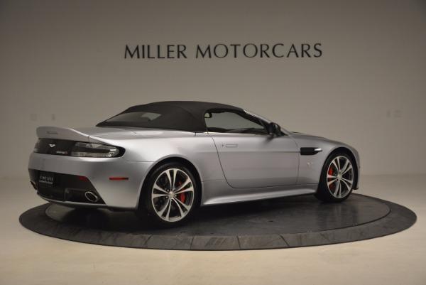 Used 2015 Aston Martin V12 Vantage S Roadster for sale Sold at Aston Martin of Greenwich in Greenwich CT 06830 20