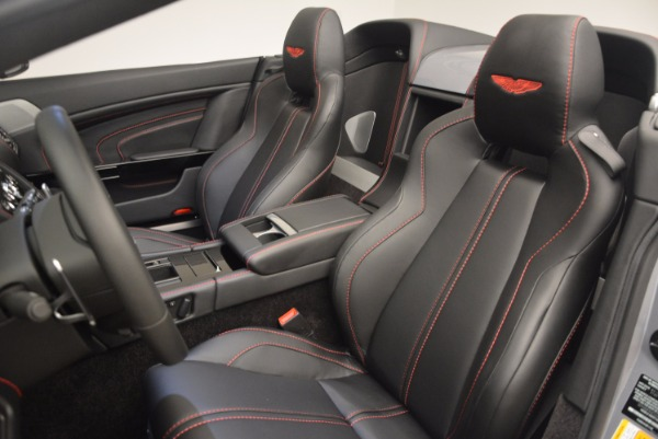 Used 2015 Aston Martin V12 Vantage S Roadster for sale Sold at Aston Martin of Greenwich in Greenwich CT 06830 27