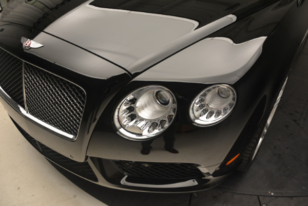 Used 2013 Bentley Continental GT V8 for sale Sold at Aston Martin of Greenwich in Greenwich CT 06830 18