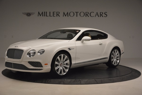 Used 2017 Bentley Continental GT V8 for sale Sold at Aston Martin of Greenwich in Greenwich CT 06830 2