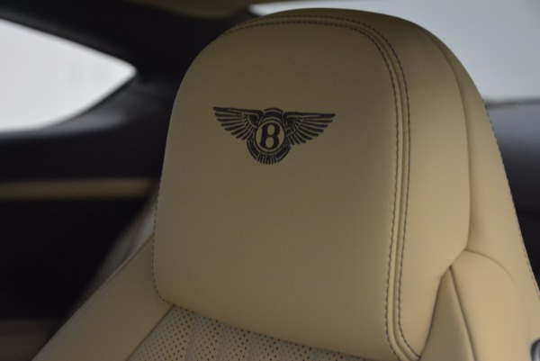 Used 2017 Bentley Continental GT V8 for sale Sold at Aston Martin of Greenwich in Greenwich CT 06830 21