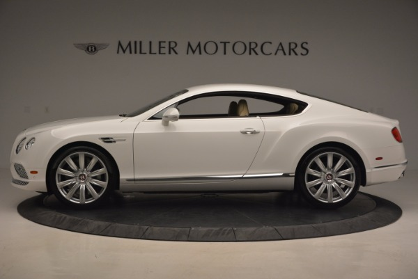 Used 2017 Bentley Continental GT V8 for sale Sold at Aston Martin of Greenwich in Greenwich CT 06830 3