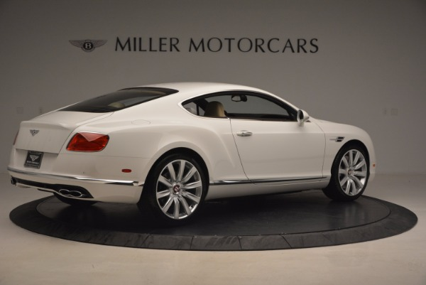 Used 2017 Bentley Continental GT V8 for sale Sold at Aston Martin of Greenwich in Greenwich CT 06830 8