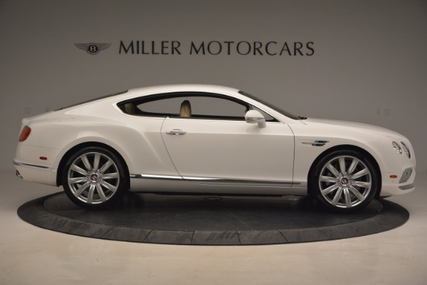Used 2017 Bentley Continental GT V8 for sale Sold at Aston Martin of Greenwich in Greenwich CT 06830 9
