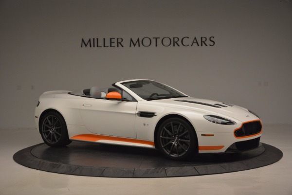 Used 2017 Aston Martin V12 Vantage S Convertible for sale $155,900 at Aston Martin of Greenwich in Greenwich CT 06830 10