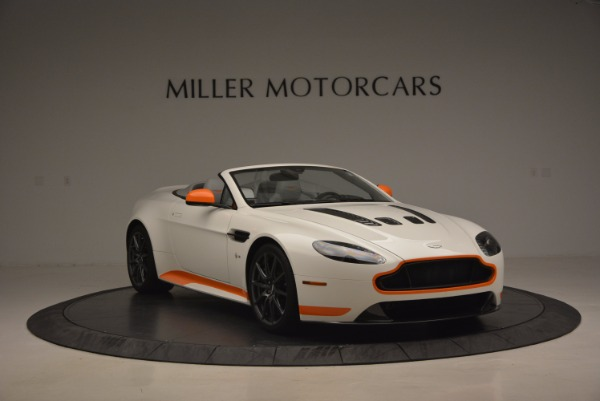 Used 2017 Aston Martin V12 Vantage S Convertible for sale $155,900 at Aston Martin of Greenwich in Greenwich CT 06830 11