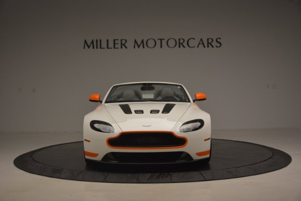 Used 2017 Aston Martin V12 Vantage S Convertible for sale Sold at Aston Martin of Greenwich in Greenwich CT 06830 12