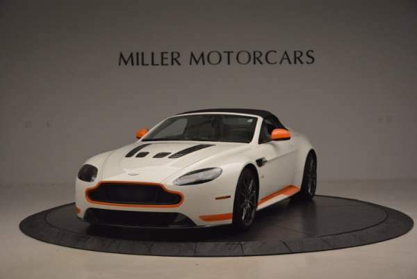 Used 2017 Aston Martin V12 Vantage S Convertible for sale $155,900 at Aston Martin of Greenwich in Greenwich CT 06830 13