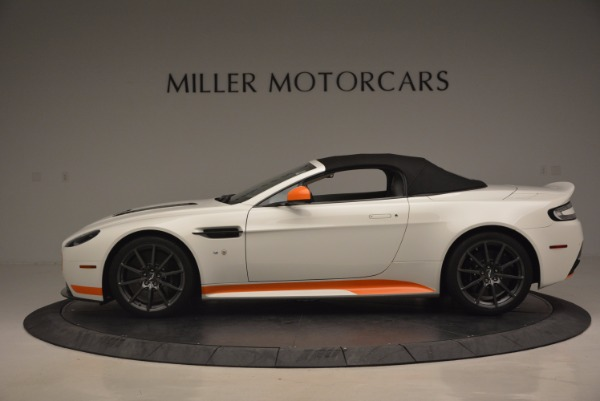Used 2017 Aston Martin V12 Vantage S Convertible for sale Sold at Aston Martin of Greenwich in Greenwich CT 06830 15