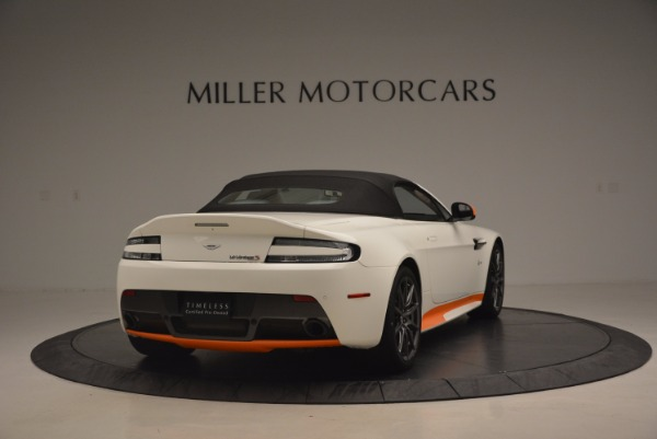 Used 2017 Aston Martin V12 Vantage S Convertible for sale $155,900 at Aston Martin of Greenwich in Greenwich CT 06830 19
