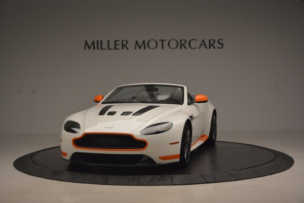 Used 2017 Aston Martin V12 Vantage S Convertible for sale $155,900 at Aston Martin of Greenwich in Greenwich CT 06830 2