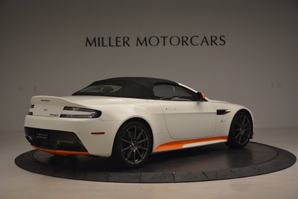Used 2017 Aston Martin V12 Vantage S Convertible for sale $155,900 at Aston Martin of Greenwich in Greenwich CT 06830 20