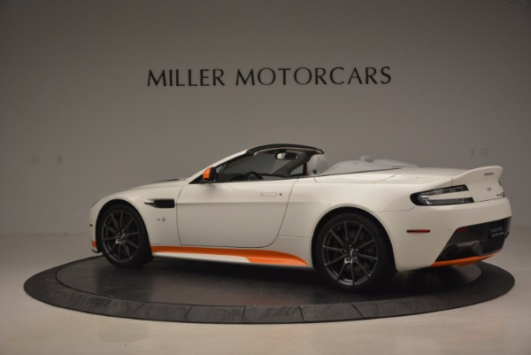 Used 2017 Aston Martin V12 Vantage S Convertible for sale $155,900 at Aston Martin of Greenwich in Greenwich CT 06830 4
