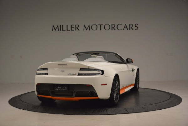Used 2017 Aston Martin V12 Vantage S Convertible for sale $155,900 at Aston Martin of Greenwich in Greenwich CT 06830 7