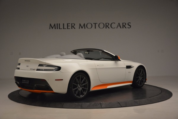 Used 2017 Aston Martin V12 Vantage S Convertible for sale $155,900 at Aston Martin of Greenwich in Greenwich CT 06830 8
