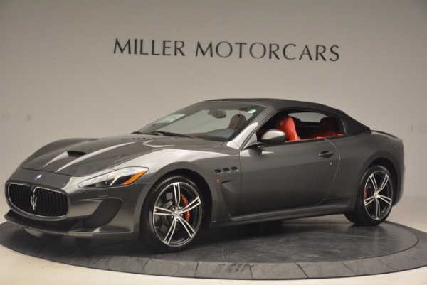 Used 2015 Maserati GranTurismo MC for sale Sold at Aston Martin of Greenwich in Greenwich CT 06830 14