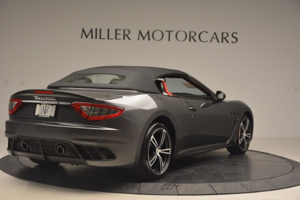 Used 2015 Maserati GranTurismo MC for sale Sold at Aston Martin of Greenwich in Greenwich CT 06830 19