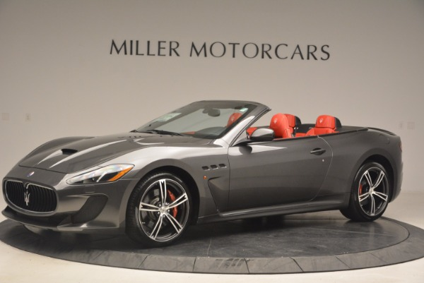 Used 2015 Maserati GranTurismo MC for sale Sold at Aston Martin of Greenwich in Greenwich CT 06830 2