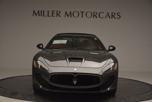 Used 2015 Maserati GranTurismo MC for sale Sold at Aston Martin of Greenwich in Greenwich CT 06830 24