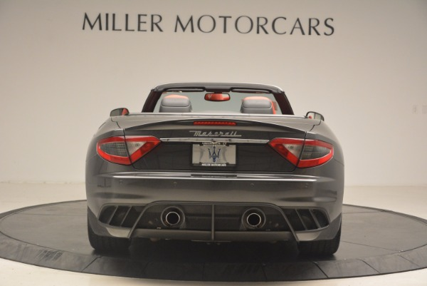 Used 2015 Maserati GranTurismo MC for sale Sold at Aston Martin of Greenwich in Greenwich CT 06830 6